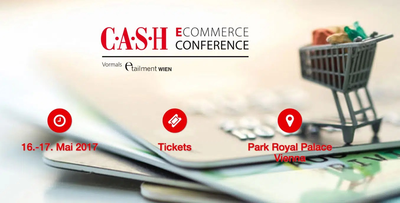 CASH ECOMMERCE CONFERENCE