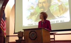 Downloadable Recordings of Recent Twain Lectures Now Available
