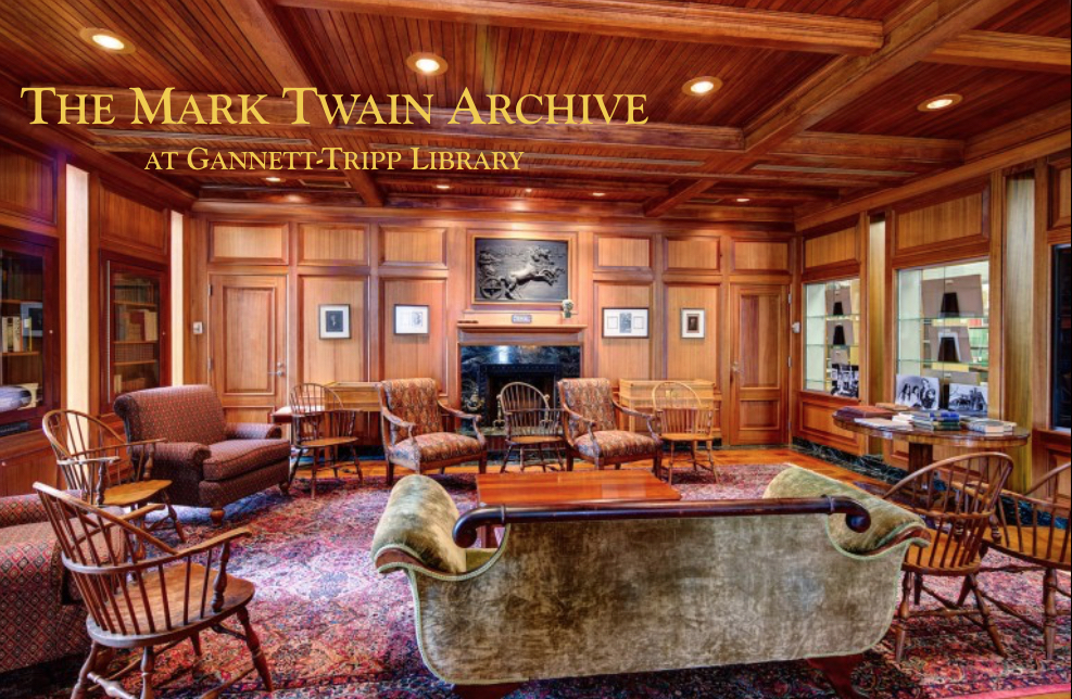 The Mark Twain Archive