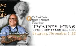 Help Support The Mark Twain House & Museum and Eat Great Food!