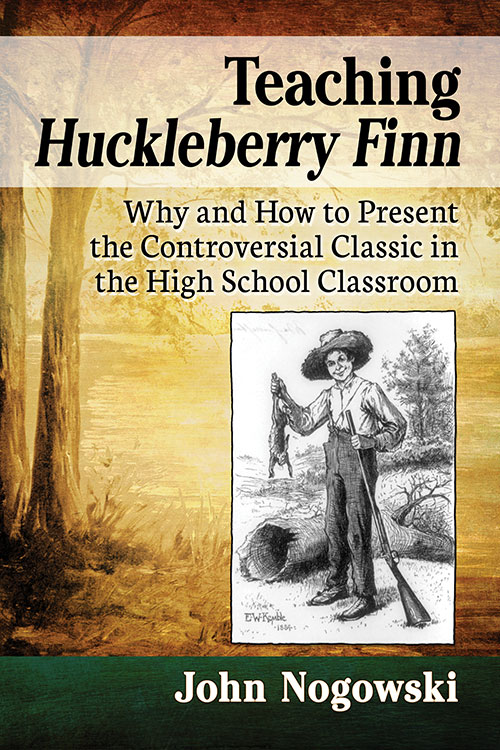 what are arguments for and against the teaching of huck finn