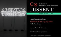 """The Viral Twain"" at Virtual C19: Dissent"