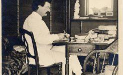A Writer's Table (A Quarry Farm Testimonial)
