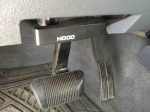 pop the hood on Dodge