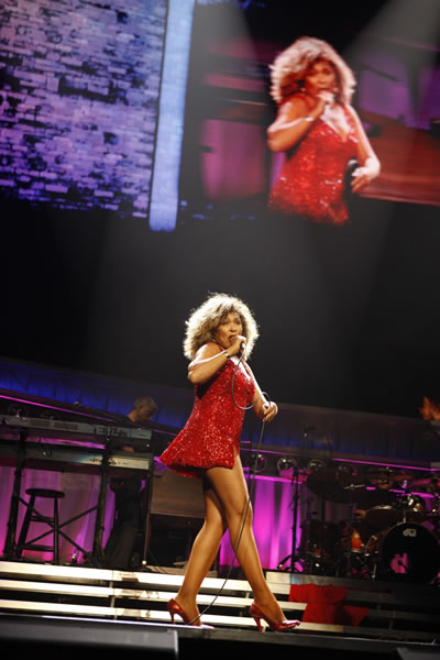 Tina Turner One Last Time In Concert Celebrate SD Blu Ray Eagle Vision Markus Hagner