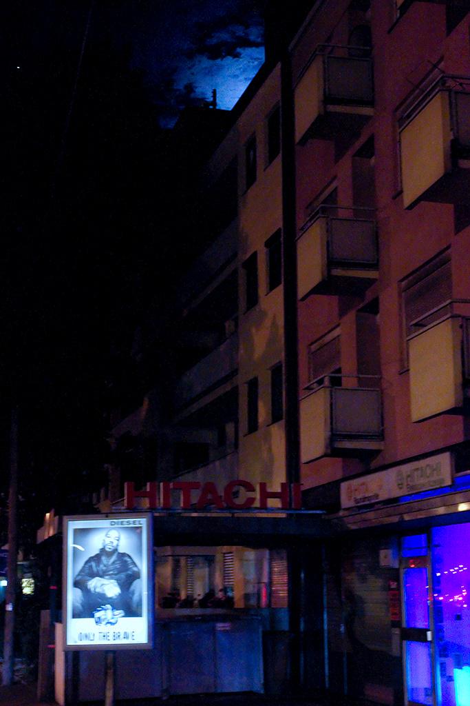 Night Diesel, Munich