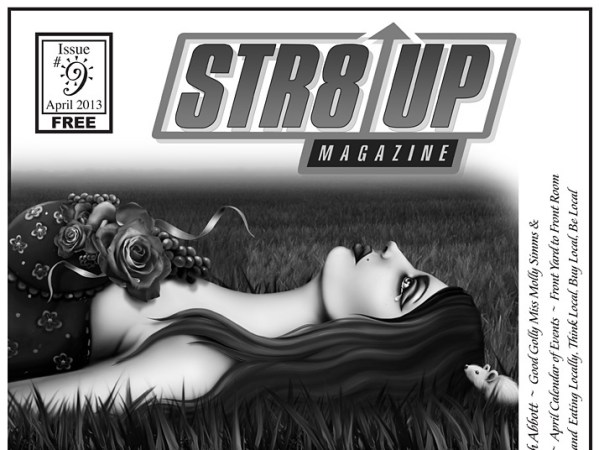 Straight Up Magazine