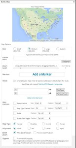 Google Maps made Simple Plugin