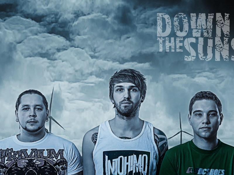 Down The Sunset Band Promotionfotos