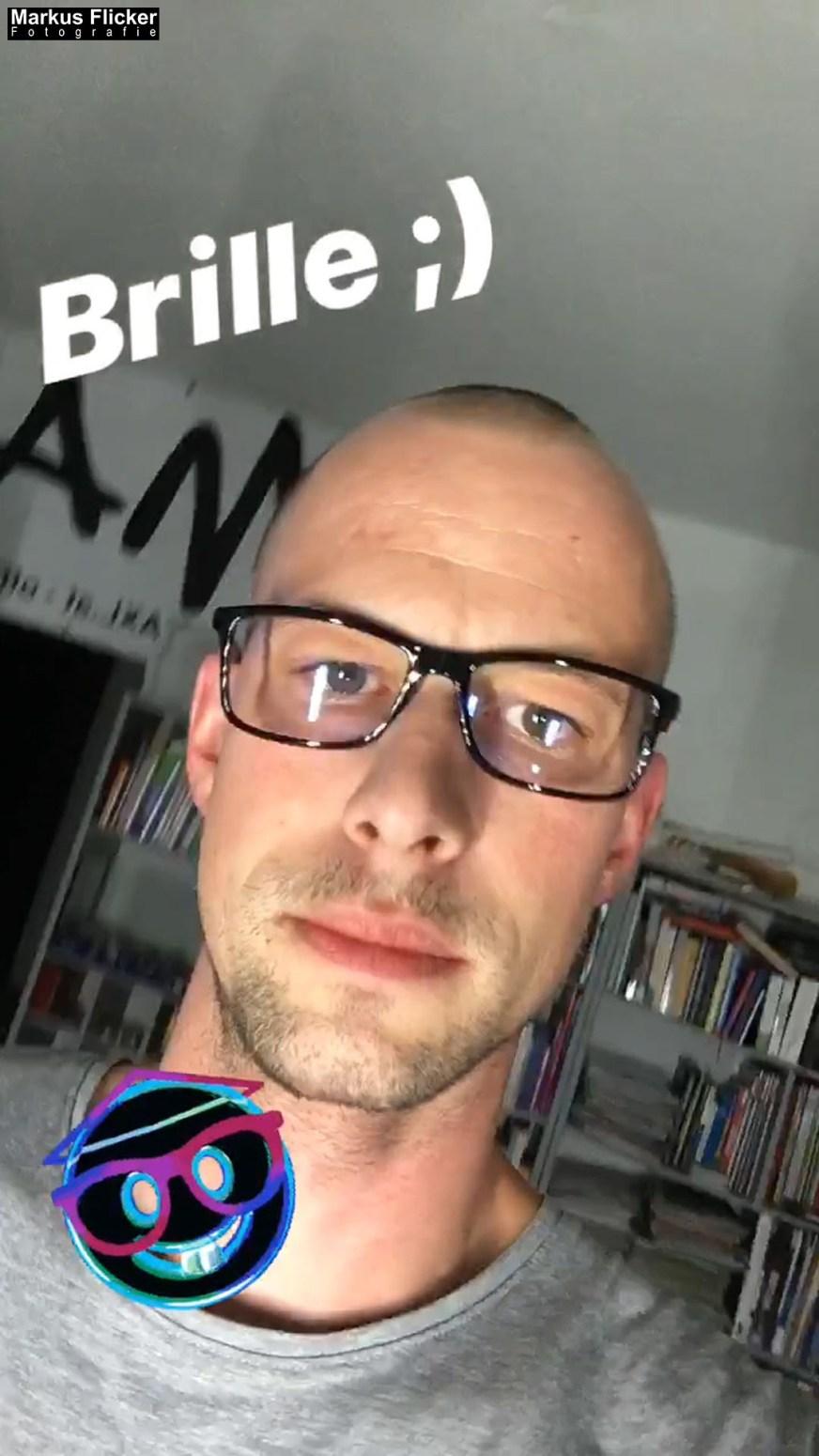 Bildschirmbrille mit Blaufilter