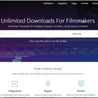 Motion Array Free Stock Premiere Pro Templates und vieles mehr...