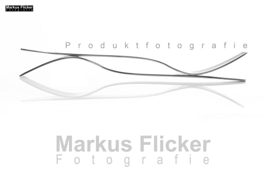 Gabel Produktfotografie im Studio Markus Flicker www.markusflicker.com
