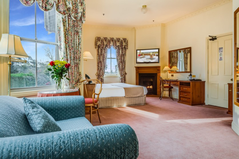 Hotel Photography - The Mountain Heritage Hotel & Spa Resort Blue Mountains