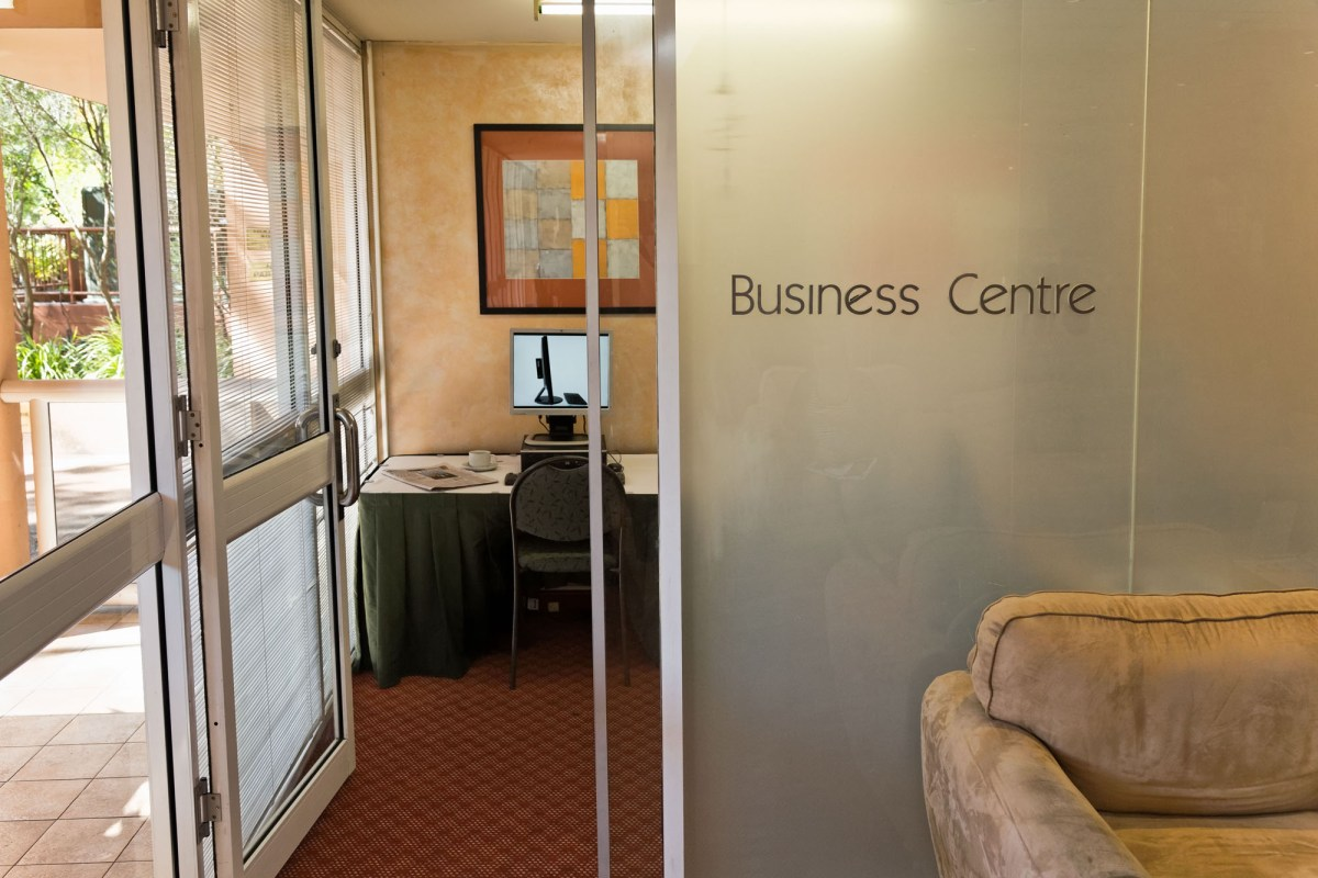 Hotel Photography - Business Centre Sydney