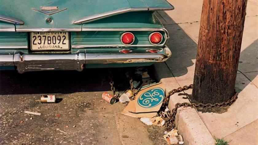 William Eggleston Louisiana 1974