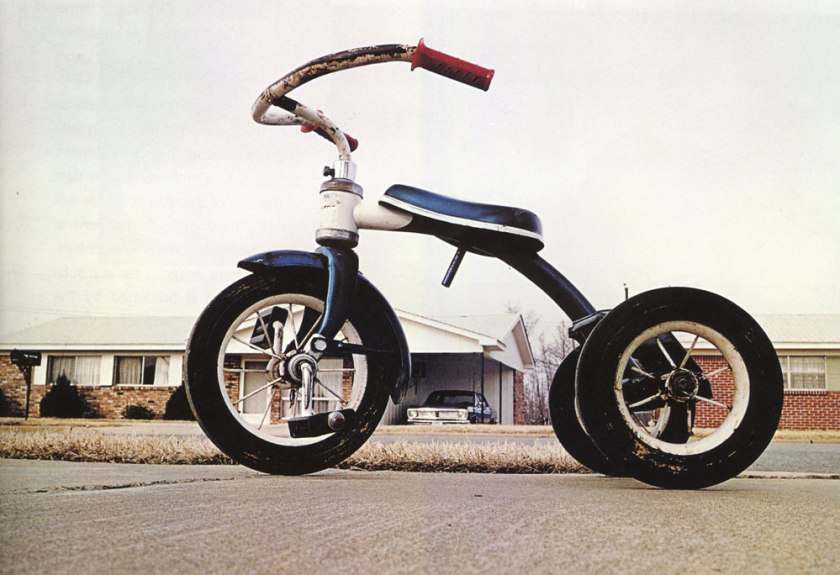 William Eggleston Tricycle