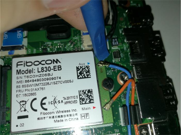 ThinkPad T480 - Keskusmuisti- ja SSD-päivitys - Markus Pyhäranta