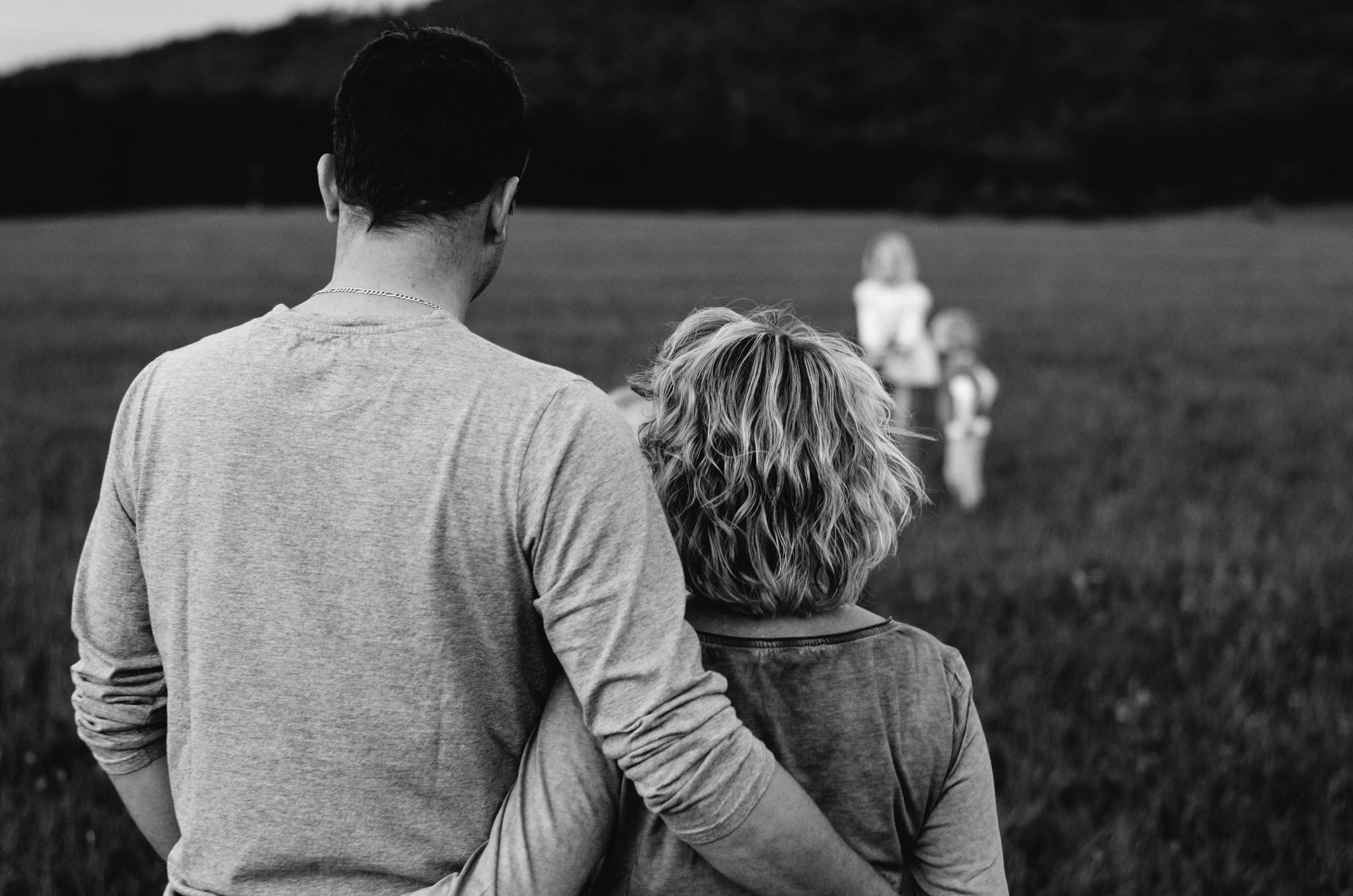 Familienfotos  Ein Fotoshooting in familirer Atmosphre