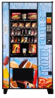 Chicago Break Room Frozen Food Vending