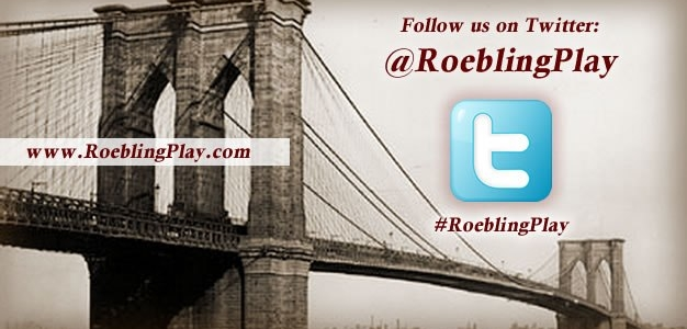 """""""Roebling"""" Play Now on Twitter"""