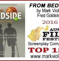 FROM BEDSIDE Reaches TOP 15% at Austin Film Festival