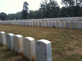 Andersonville Prison Cemetery
