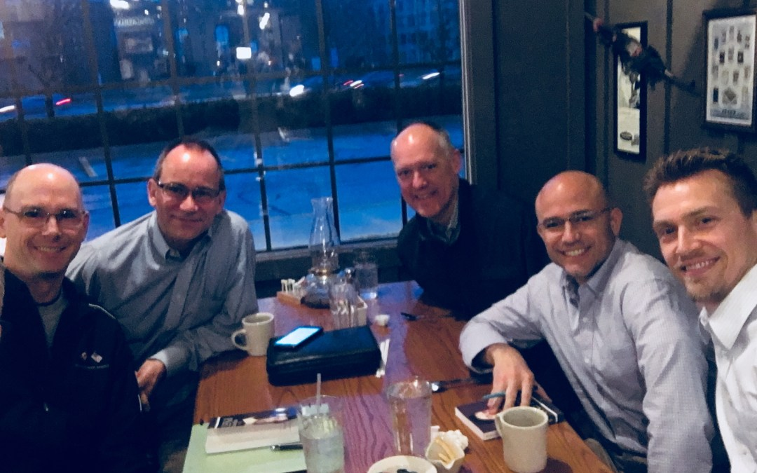 Reading The Reformed Pastor with New Elders