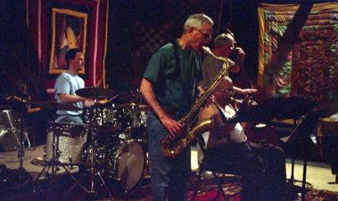 Rich Halley Quartet -- May 15, 2008 -- photo by Mark Weber