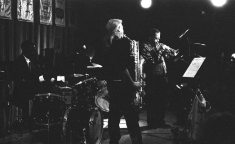 Bobby Bradford Mo'tet -- April 21, 1995 -- photo by Mark Weber