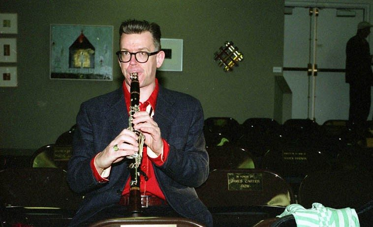 Ab Baars -- March 17, 2003 -- photo by Mark Weber