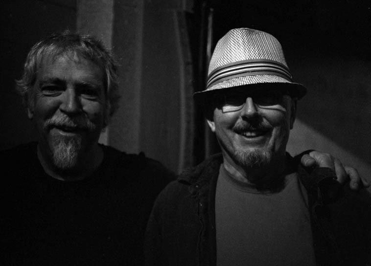 Mark Weber & J.A. Deane -- September 25, 2o11 -- snaps by Janet