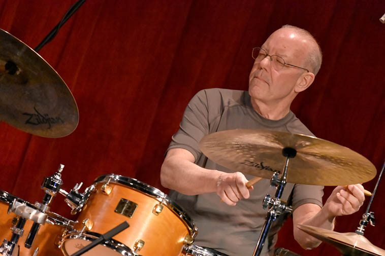 Bill Chattin -- photo by Jim Gale -- May 5, 2o16