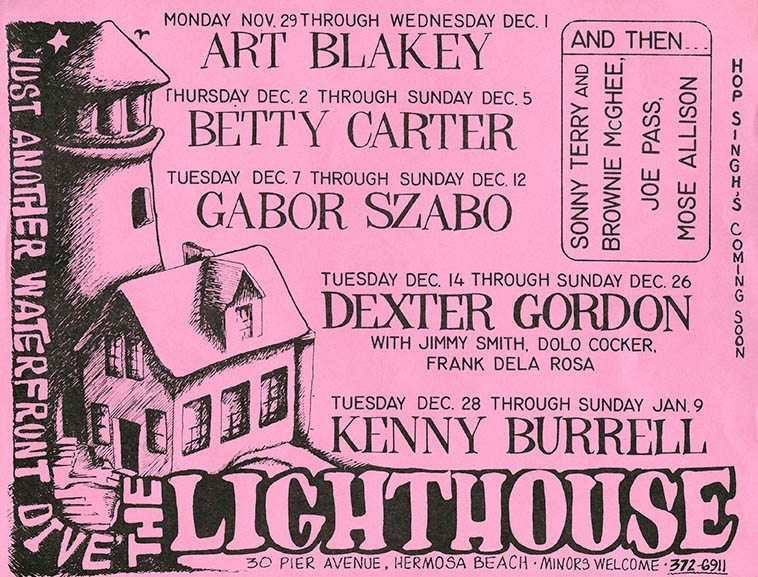 1976 ------ When giants walked the earth -- handbill from the collection of Mark Weber