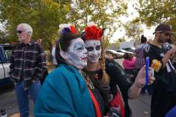 We walk as the dead among you ----- November 4, 2o18 ---- photos by Mark Weber