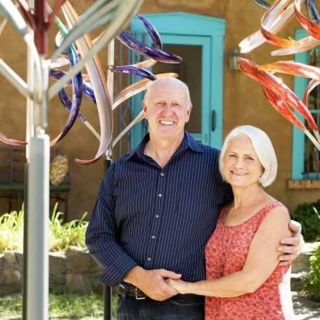 Mark & Susan White