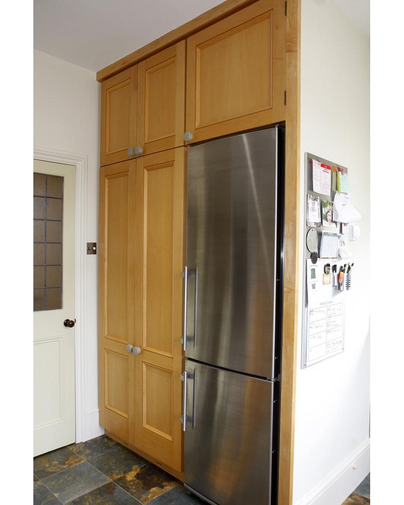 Bespoke kitchen by Mark Williamson Furniture