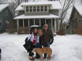 The home and life we left in 2011. No. Looking. Back.