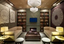 Hard Rock Hotel Spa - Markzeff Design
