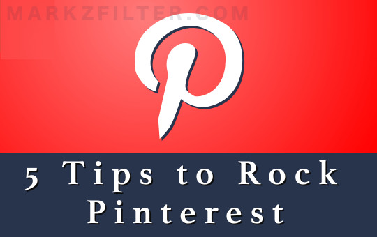 How to use Pinterest - top five tips to use Pinterest to drive traffic through content curation