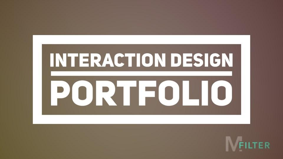 Featured Image for Interaction Design Portfolio
