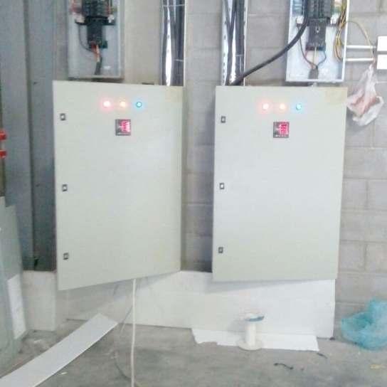شركة أعمال كهربيه منزليه وصناعيه :0533114231