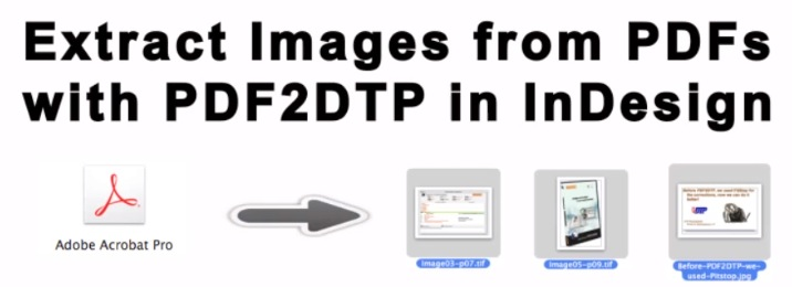 Extract Images from Adobe Acrobat PDF