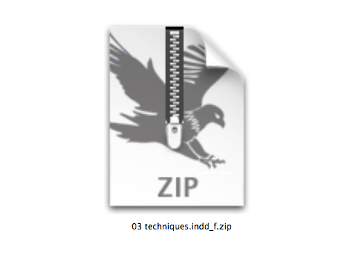 Compress InDesign File with Markzware FlightCheck