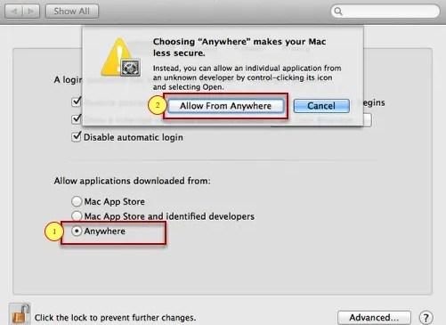 Markzware FlightCheck 7 Mac Select Anywhere