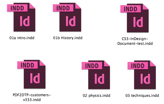 Preflight Multiple InDesign Files with Markzware FlightCheck