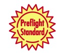 Zware Preflight Standard-Logo