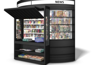 Newspaper Kiosk and Printing with Markzware FlightCheck