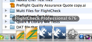 Preflight Markzware FlightCheck Icon