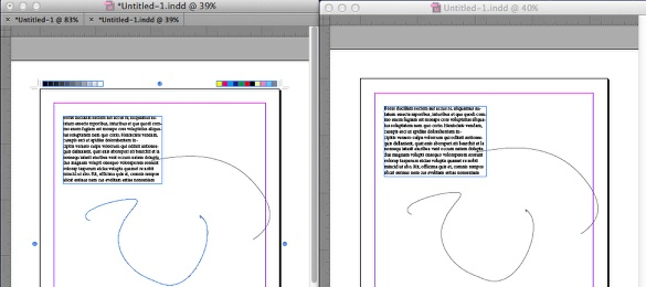 Conversión de archivos de muestra a través de PDF2DTP, complemento de InDesign para convertir documentos PDF a Adobe InDesign CC (Creative Cloud)