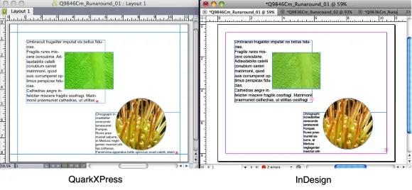 Markzware Q2ID Text Wrap